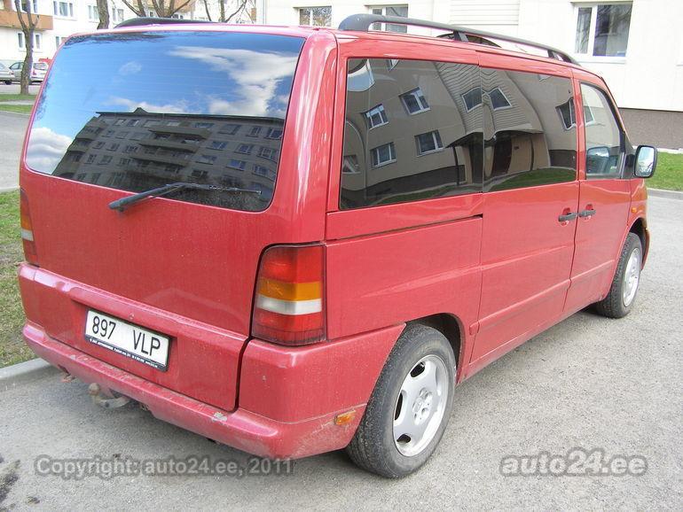 Mercedes-Benz Vito 2.3 TD
