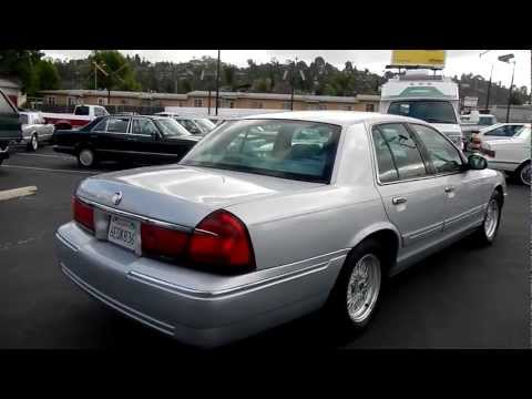 Mercury Grand Marquis 4.6