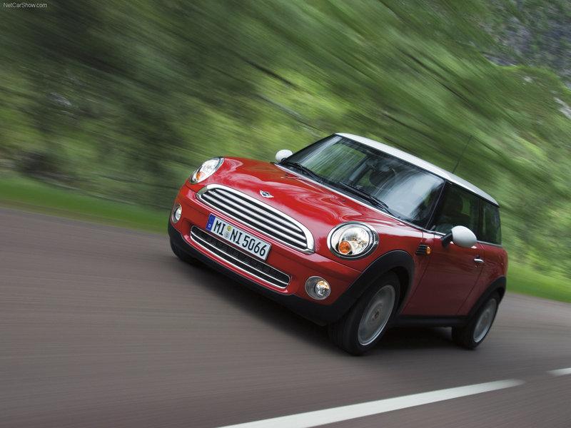Mini Cooper 1.6 218hp MT