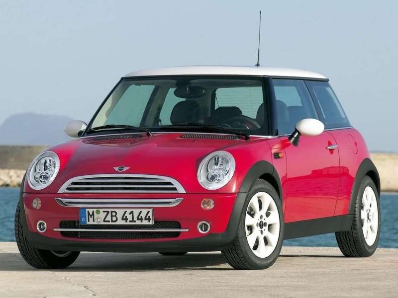 Mini Cooper 1.6 AT