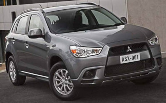 Mitsubishi ASX 1.8 Di-D 4WD