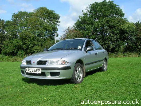 View Of Mitsubishi Carisma 1 8 At Photos Video Features And