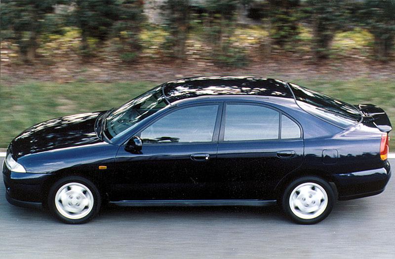 Mitsubishi Carisma 1.9 TD