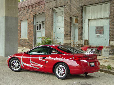 Mitsubishi Eclipse RS