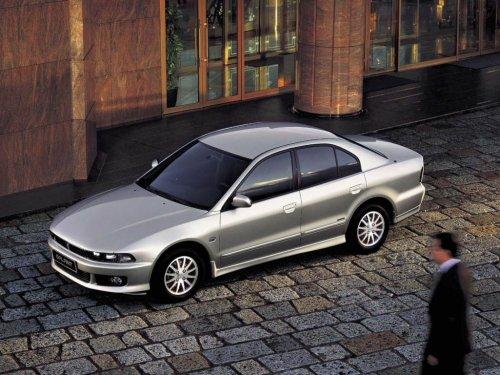 Mitsubishi Galant 3.0 i V6 24V GTZ