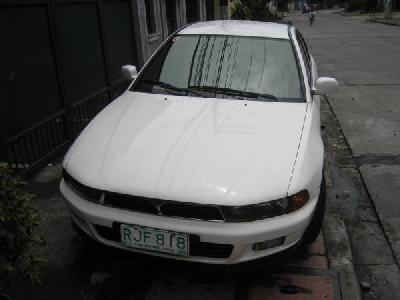 Mitsubishi Galant SW