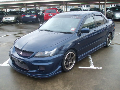Mitsubishi Lancer 1.6 AT