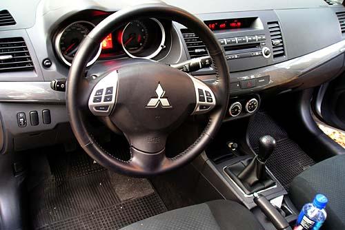 Mitsubishi Lancer 2.0 GLS