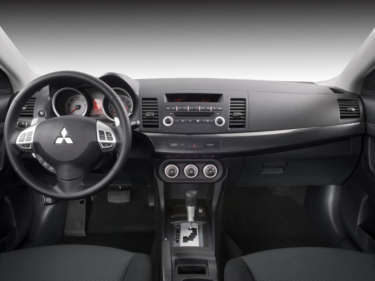Mitsubishi Lancer ES
