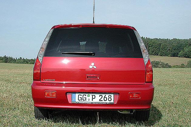 Mitsubishi Lancer Kombi 1.6 Sport