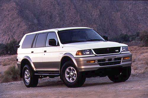 Mitsubishi Montero Sport LS