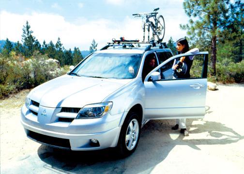 Mitsubishi Outlander 2.4 GLS Automatic