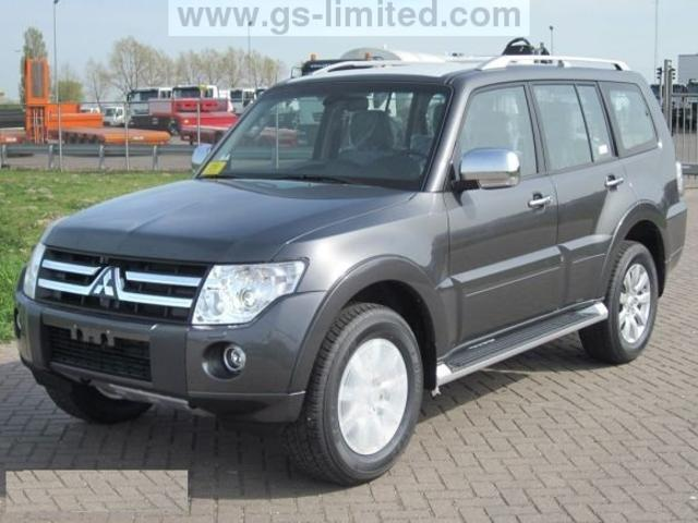 Mitsubishi Pajero 3.0 AT Ultimate