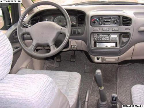 Mitsubishi Space Gear 2.5 TD 4WD