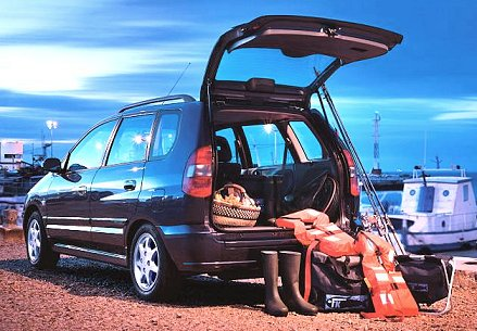 Mitsubishi Space Star 1.8 16V AT