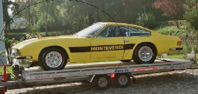 Monteverdi Berlinetta