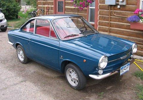 Moretti S Coupe