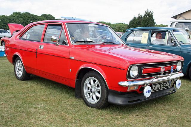Morris Marina 1.8 Coupe