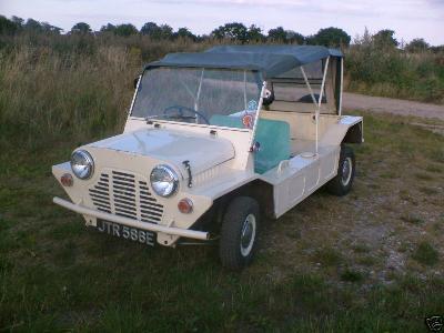 Morris Mini Moke