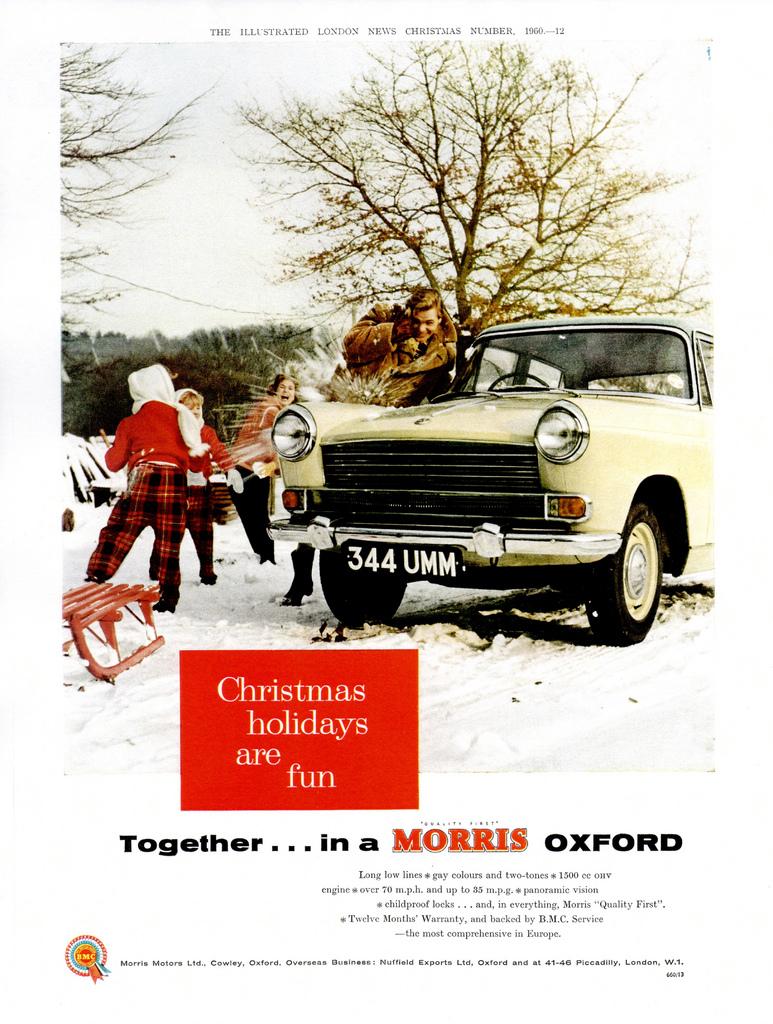 Morris Oxford 1.6
