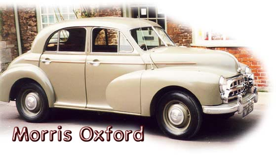 Morris Oxford Saloon
