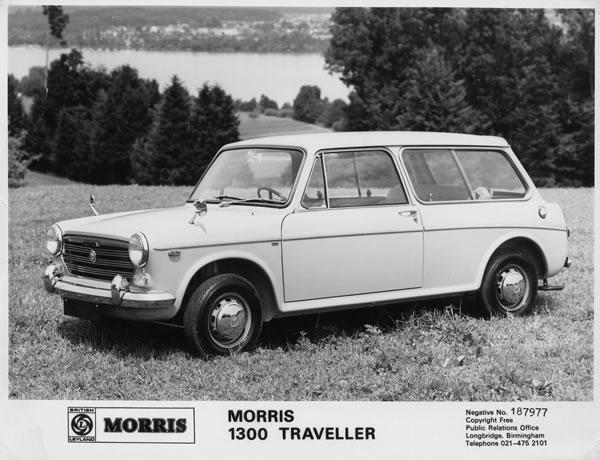 Morris Traveller 1300