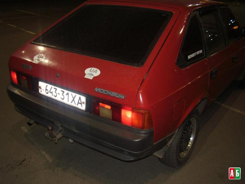 Moskvich 2141 1.5