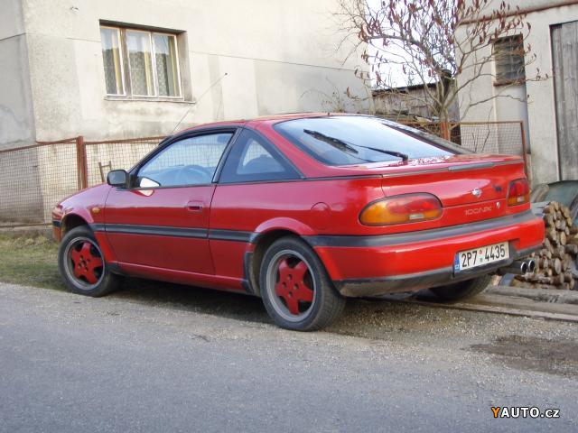 Nissan 100 NX 1.6 AT