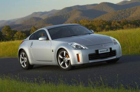 Nissan 350Z Coupe