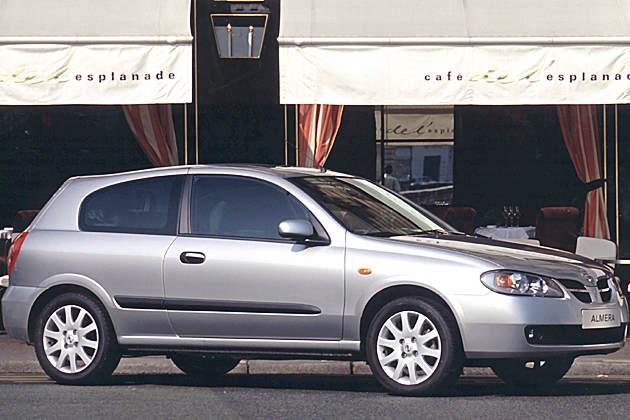 Nissan Almera 1.5 Visia