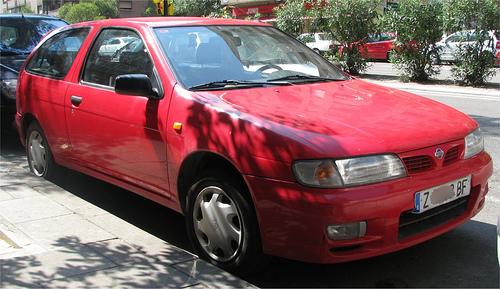 Nissan Almera 1.6