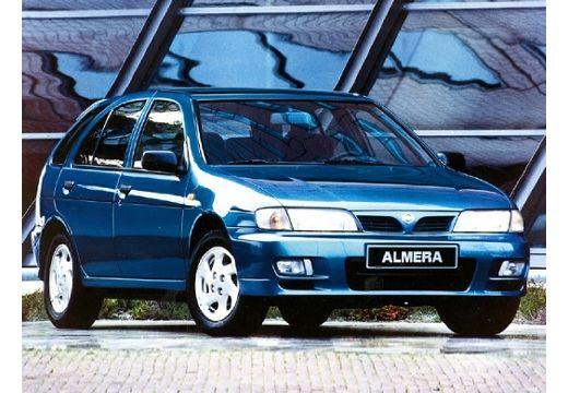 Nissan Almera 1.6 SLX AT