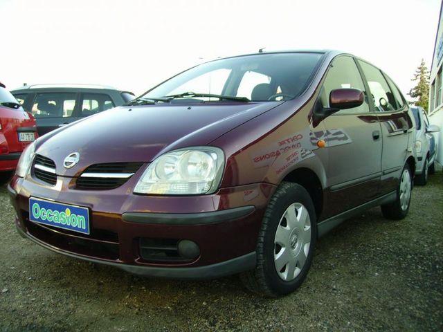 Nissan Almera Tino 2.2 DCi Accenta Plus