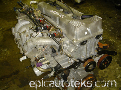 Nissan Altima 2.4 16V