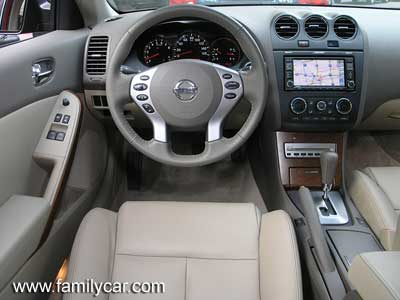 Nissan Altima Coupe 2.5 S