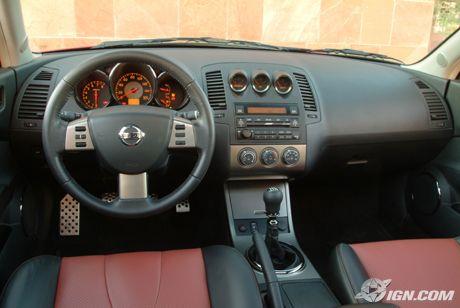 Nissan Altima SE-R