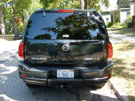 Nissan Armada LE