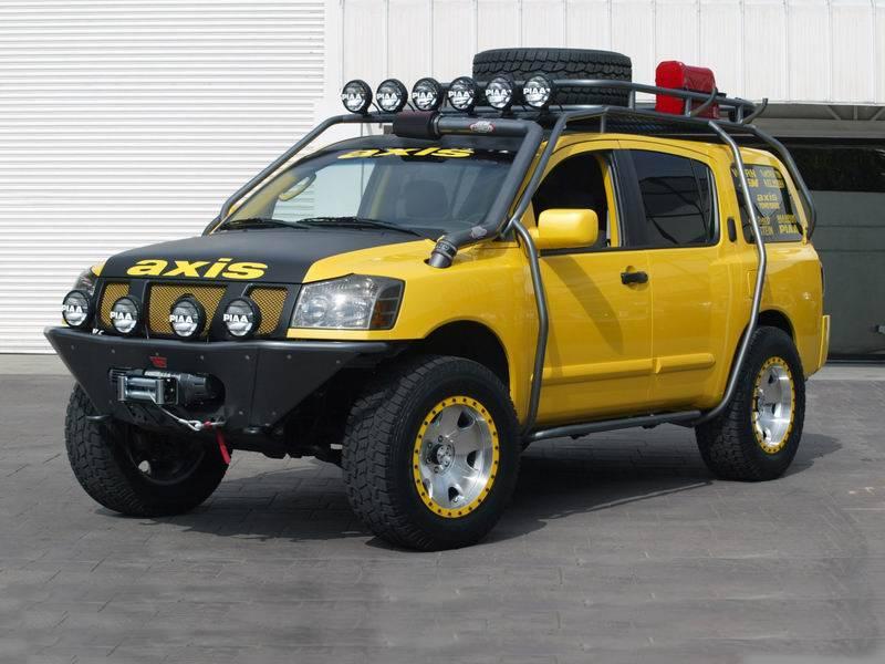 Nissan Armada LE 4x4