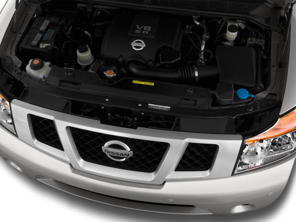 Nissan Armada SV 4x4