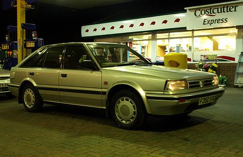 Nissan Bluebird 1.8 810