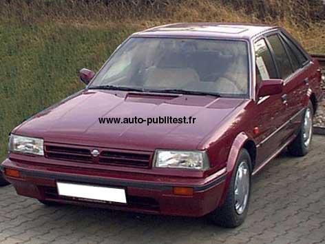 Nissan Bluebird 1.6