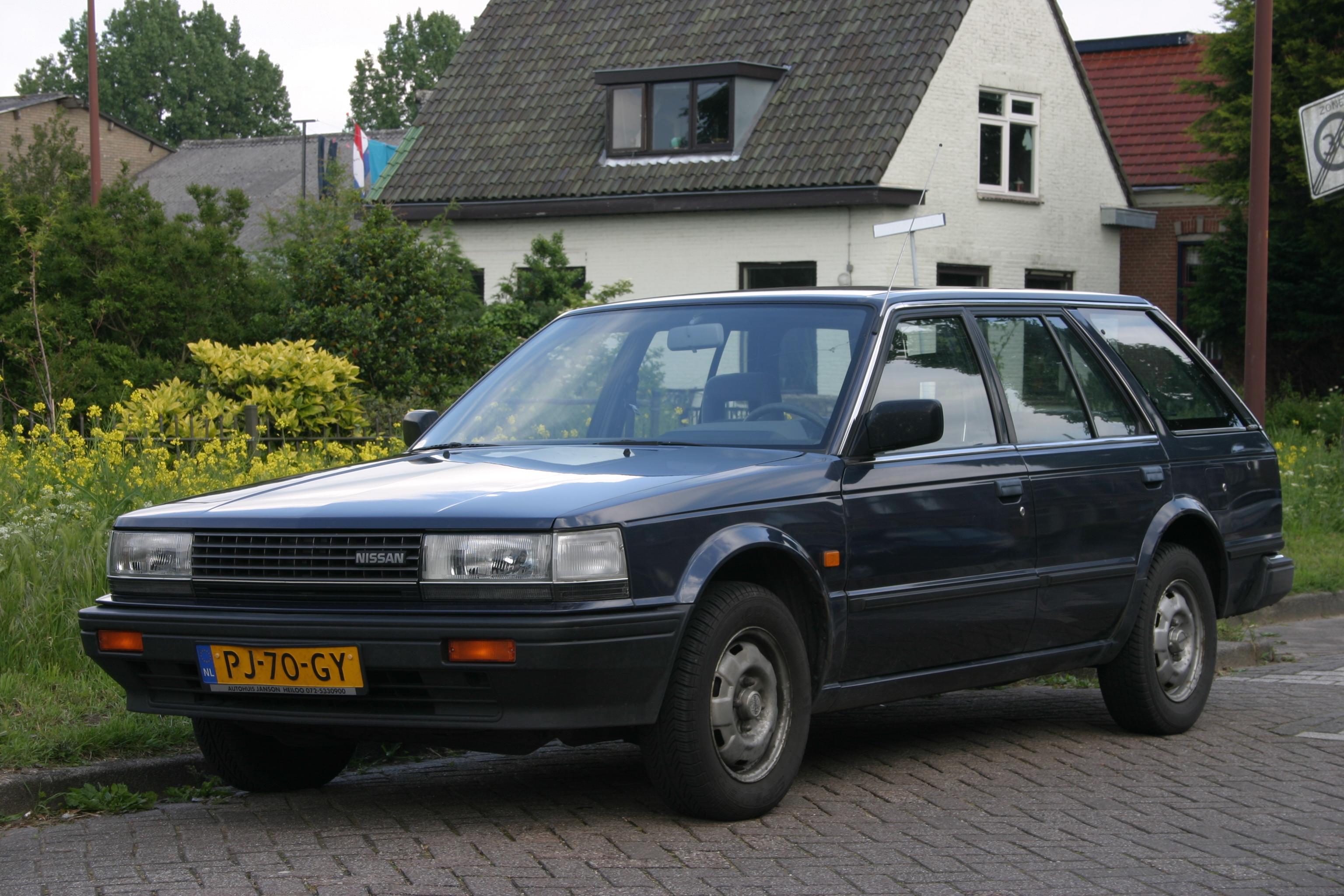 Nissan Bluebird 2.0 D