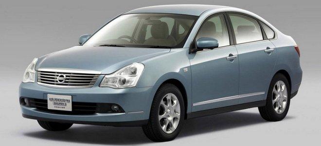 Nissan Bluebird 2.0 i (HLT72,T12)