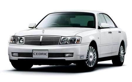Nissan Cedric 2.5 i V6 24V