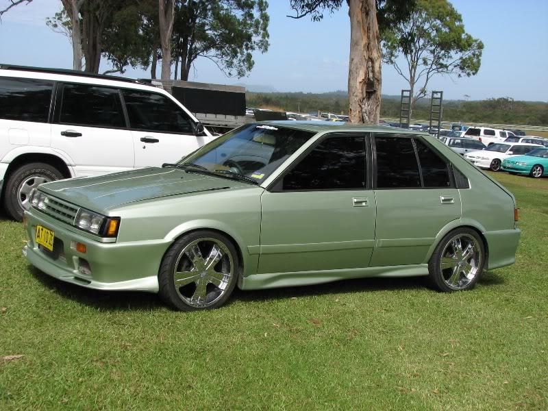 Nissan Cherry 1.5 Turbo
