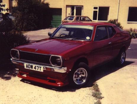 Nissan Cherry F II