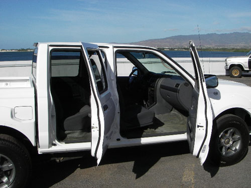 Nissan Frontier Cab