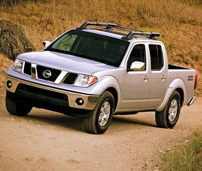 Nissan Frontier Crew Cab SL