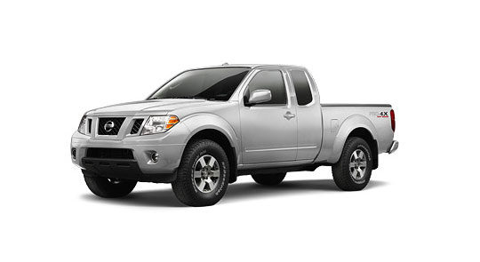 Nissan Frontier King Cab Pro-4X