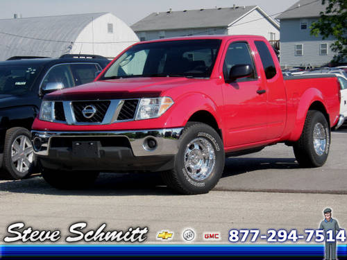 Nissan Frontier King Cab SE 4x4